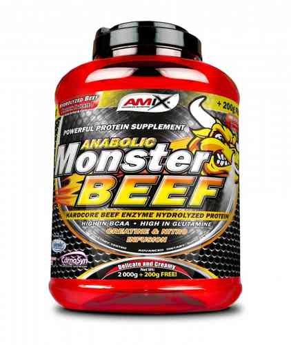 Monster Beef  Protein pwd.