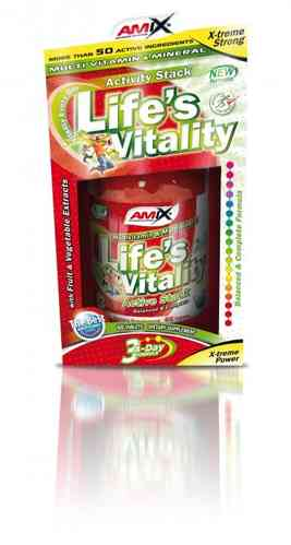 Life's Vitality Active Stack