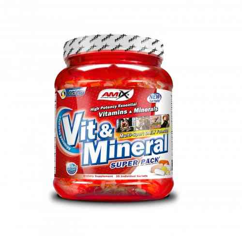 Super Vit&Mineral Pack