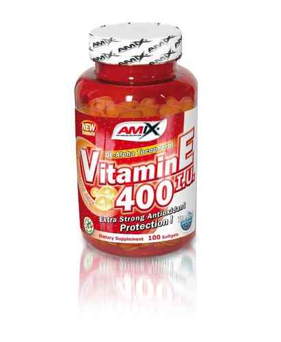 Vitamin E 400 IU 100softgels